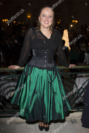 Editorial photo of 'Great Expectations' play Gala Night After Party at the Waldorf Hilton, London, Britain - 07 Feb 2013