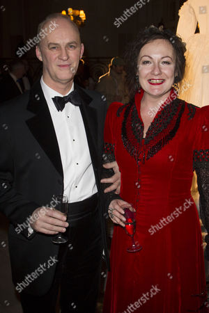 Tim McInnerny and Annie Gosney (Costume Designer)