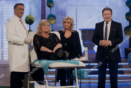 Editorial picture of 'The Alan Titchmarsh Show' TV Programme, London, Britain - 07 Feb 2013