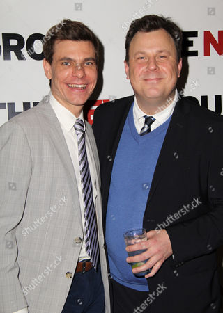 Editorial image of 'Clive' play opening night, New York, America - 07 Feb 2013