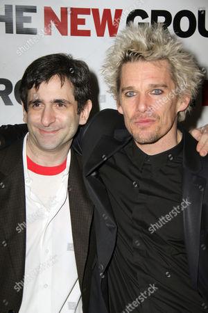 Jonathan Marc Sherman, Ethan Hawke