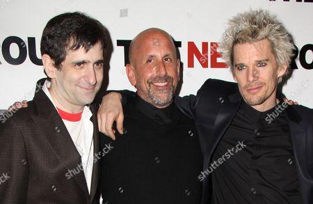 Jonathan Marc Sherman, Scott Elliott, Ethan Hawke