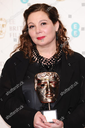 Editorial photo of EE British Academy Film Awards, Press Room, Royal Opera House, London, Britain - 10 Feb 2013