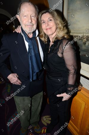 Nicolas Roeg and Harriet Roeg