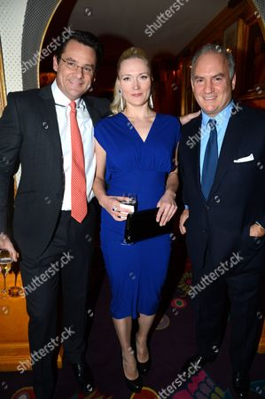 Editorial picture of Charles Finch and Chanel Pre-BAFTA Dinner, Annabel's, London, Britain - 09 Feb 2013