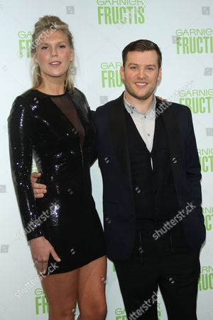 Editorial photo of Garnier Fructis Blow Out Bar and Style Station Party, Fall 2013 Mercedes-Benz Fashion Week, New York, America - 07 Feb 2013
