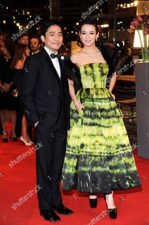Tony Leung Chiu Wai and Zhang Ziyi