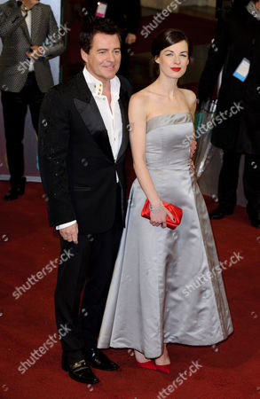 Charles Worthington and Jessica Raine