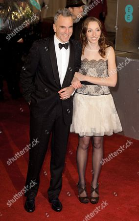 Daniel Day-Lewis and niece Charissa Shearer