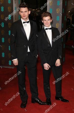 Editorial photo of EE British Academy Film Awards, Arrivals, Royal Opera House, London, Britain - 10 Feb 2013