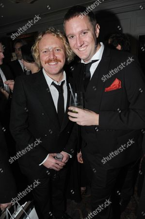 Leigh Francis and Dean Piper