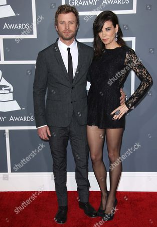 Stock Picture of Dierks Bentley and Wife Cassidy Bentley