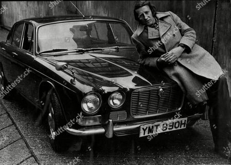Actor And Comedian Lance Percival With His Xj6 Jaguar Car Lance Percival (born 26 July 1933) Is An English Actor Comedian And After-dinner Speaker.