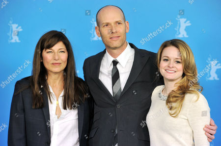 Catherine Keener, Carter and Fallon Goodson