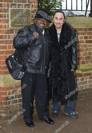 Percy Sledge and David Gest