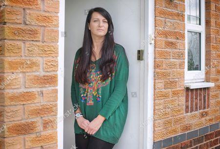 Editorial photo of Former Ndrangheta mafia princess Marisa Merico, Blackpool, Lancashire, Britain - 8 Feb 2013