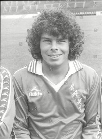 Editorial photo of Mark Penfold Footballer Charlton Athletic.