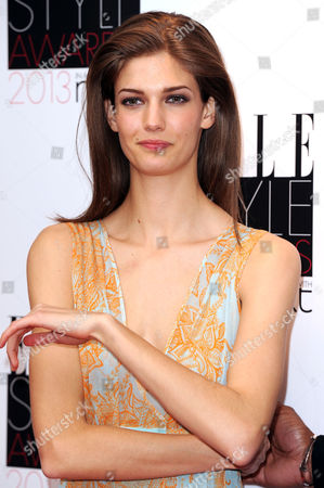 Editorial photo of Elle Style Awards, London, Britain - 11 Feb 2013
