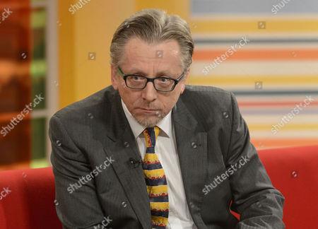Editorial image of 'Daybreak' TV Programme, London, Britain - 12 Feb 2013
