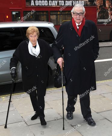 Editorial photo of 'The Oldie of the Year' awards, Simpson's-in-the Strand, London, Britain' - 12 Feb 2013
