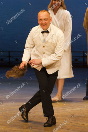 Editorial image of 'One Man, Two Guvnors' play cast change, London, Britain - 12 Feb 2013