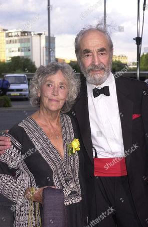 Leonard Fenton and wife