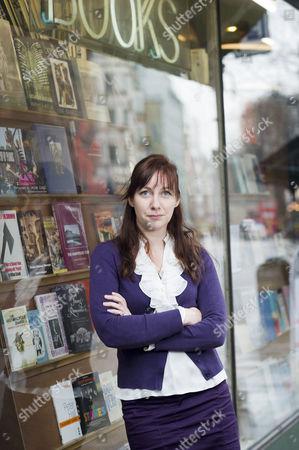 Editorial photo of Susie Boniface, the formerly anonymous blogger 'FleetStreetFox', London, Britain - 11 Feb 2013