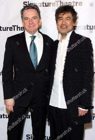 Editorial image of Signature Theatre Gala celebrates David Henry Hwang, New York, America - 12 Feb 2013