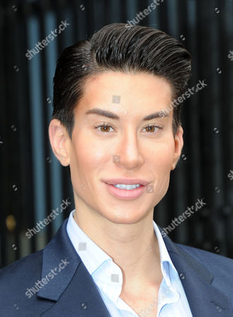 Justin Jedlica - The real life Ken Doll