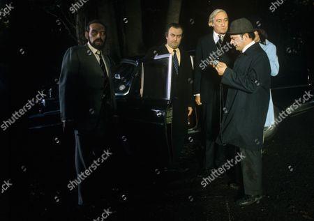 Michael Stainton, Noel Coleman and David Jason