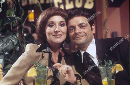 Elizabeth Counsell and David Jason