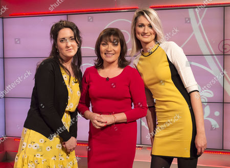 Editorial picture of 'Lorraine Live' TV Programme, London, Britain - 14 Feb 2013