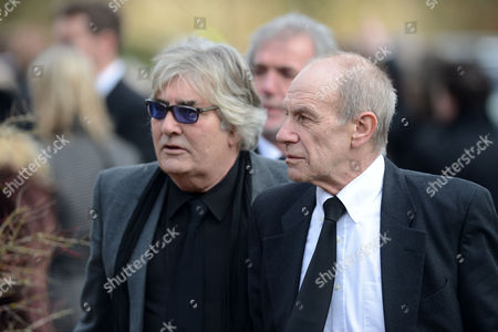 Stock Photo of Pete Lucas and Chris Britton of The Troggs