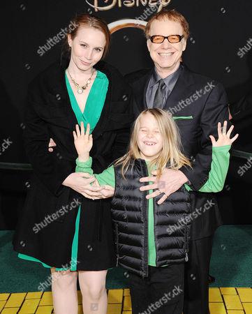 Mali Elfman, Danny Elfman