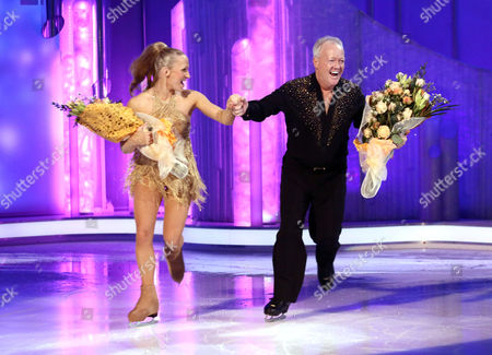 Skate Off - Keith Chegwin and Olga Sharutenko are voted off