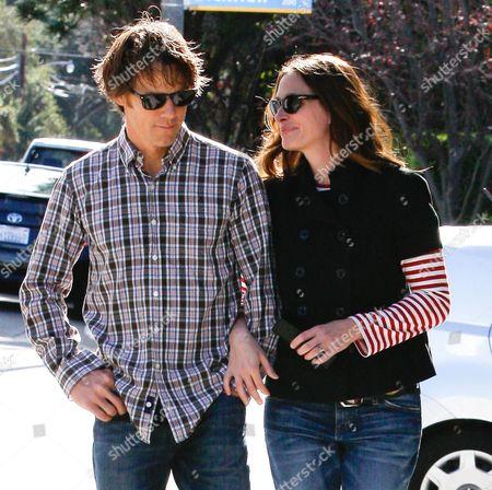 Julia Roberts and Danny Moder