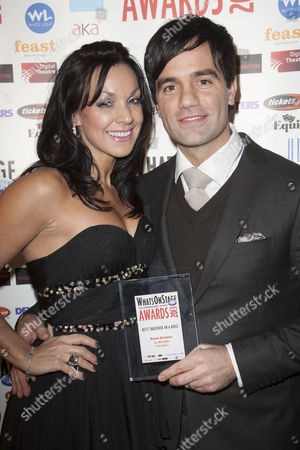 Ramin Karimloo and Mandy Karimloo