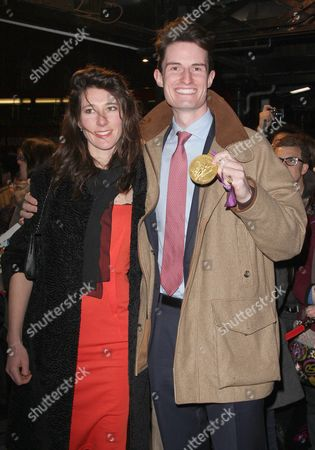 Peter Wilson and Michelle McCullagh