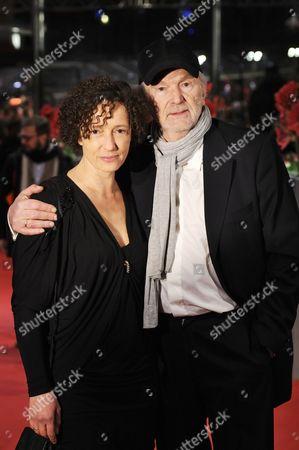 Gabriela Gwisdek and Michael Gwisdek