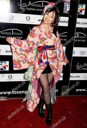 Editorial photo of 8th Annual Los Angeles Italia Film, Fashion and Art Festival Opening Night Gala, America - 17 Feb 2013