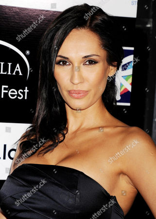 Editorial picture of 8th Annual Los Angeles Italia Film, Fashion and Art Festival Opening Night Gala, America - 17 Feb 2013