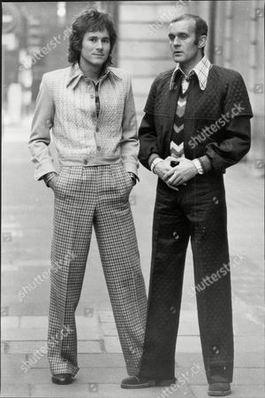 Tommy Nutter Tailor And Fashion Designer (left) And Tom Gilbey (right) Tommy Nutter (17 April 1943a 17 August 1992) Was A British Tailor Famous For Reinventing The Savile Row Suit In The 1960s. Born In Barmouth Merioneth He Was Raised In Edgware Middlesex Where His Father Owned A Local High Street Cafe. After The Family Moved To Kilburn Nutter And His Brother David Attended Willesden Technical College. Nutter Initially Studied Plumbing And Then Architecture But He Abandoned Both Aged 19 To Study Tailoring At The Tailor And Cutter Academy. In The Early 1960s He Joined Traditional Tailors Donaldson Williamson & Ward. After Seven Years In 1969 He Joined Up With Edward Sexton To Open Nutters Of Savile Row At No 35a Savile Row. They Were Financially Backed By Cilla Black And Her Husband Bobby Willis Managing Director Of The Beatles' Apple Corps Peter Brown And Lawyer James Vallance-white.