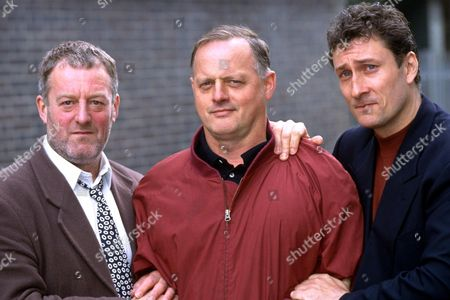 Editorial photo of Htv Photocall for 'Telltale' TV Series, Britain - 1993