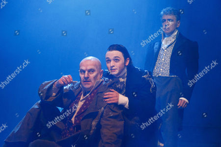 Chris Ellison (Magwitch), Taylor Jay-Davies (Young Pip), Paul Nivison (Adult Pip)