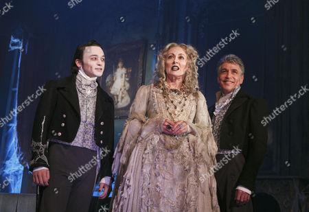 Taylor Jay-Davies (Young Pip), Paula Wilcox (Miss Havisham), Paul Nivison (Adult Pip)
