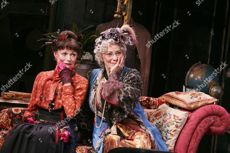 Editorial picture of 'Dear World' play,The Charing Cross Theatre, London, Britain - 08 Feb 2013