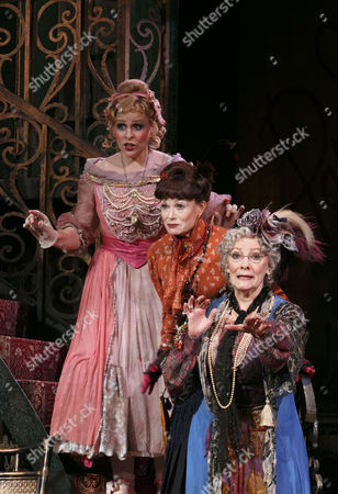 Rebecca Lock (Gabrielle), Annabel Leventon (Constance), Betty Buckley (Countess Aurelia)