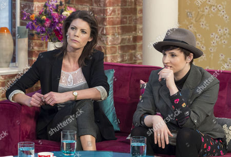 Liz Fraser and Laurie Penny