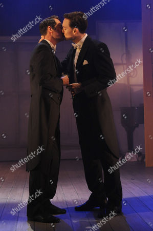 Dylan Turner as William Haines and Bradley Clarkson as Jimmy Shields.