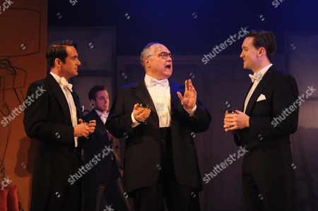 Bradley Clarkson as Jimmy Shields,Mike McShane as Louis B. Mayer and Dylan Turner as William Haines.
